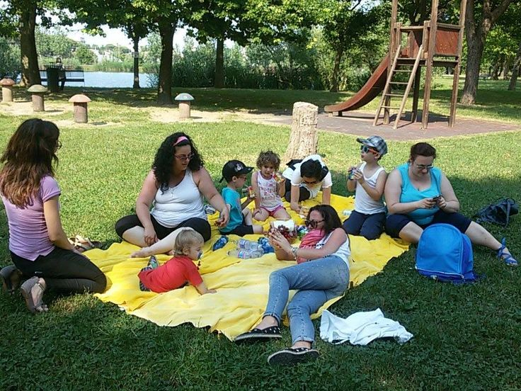 Pic-Nic al parco del gelso