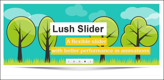 55+ Awesome jQuery Slider Plugins – Show Off Featured Content!