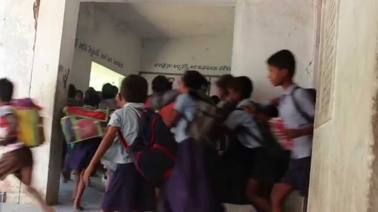 Life at Government School | By Human Helping Hands