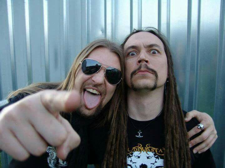 Esa Holopainen & Tomi Joutsen ❤