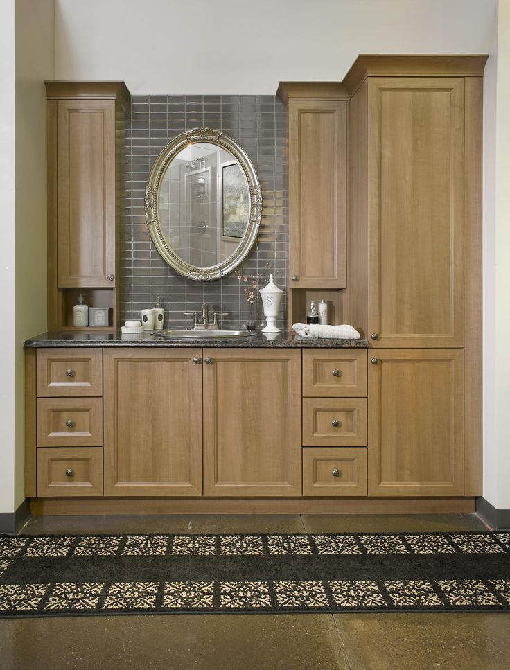 17 meilleures id es propos de placard balai sur - Placard salle de bains ...