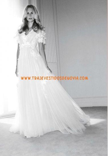 Look 6  Vestido de Novia  Alberta Ferretti