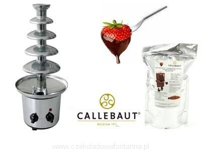 Idealny pomysł na wyjątkowe desery dla łasuchów: http://czekoladowafontanna.pl/pl/p/Fontanna-czekoladowa-CF55-1-kg-czekolady-mlecznej-Callebaut/284