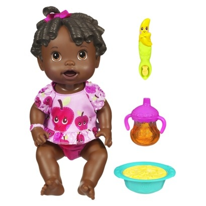 Baby Alive Baby All Gone African American Beautiful