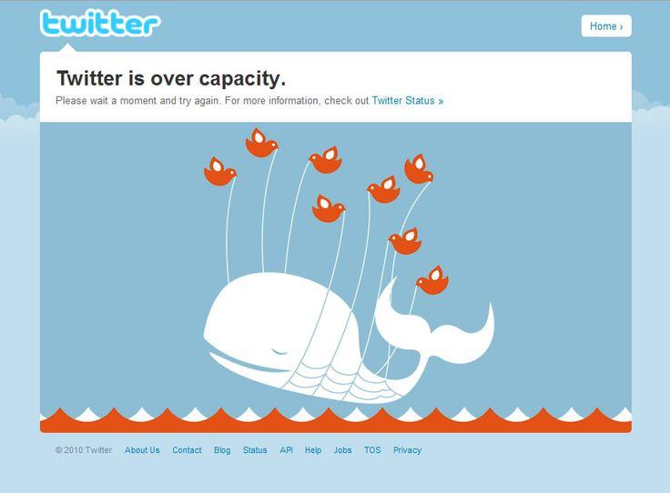 Twitter Overloaded