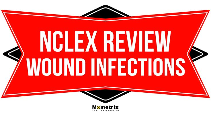 Wound Infection   NCLEX RN Review -