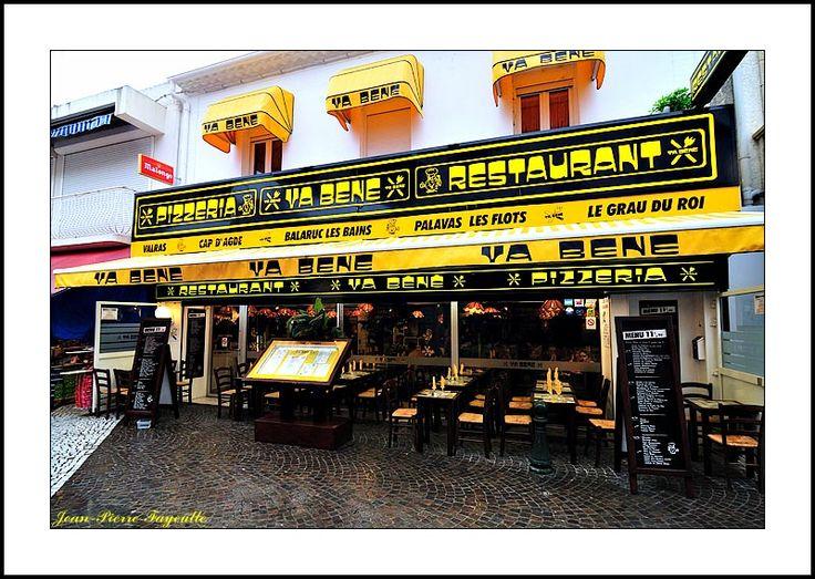 • Nikonian Restaurant • - Le Grau-du-Roi, Languedoc-Roussillon BELLA DONNA
