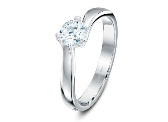 Traditional  Wedding Clifton Bristol Cirencester Engagement ring Diamond solitaire  Pear  Three claw twist The Ella