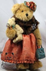 Lady Wellington bear boyds