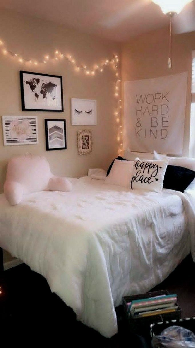 19+ Unique Dorm Decor You Can Actually Afford #uniquedormdecor #uniquedormroom #…