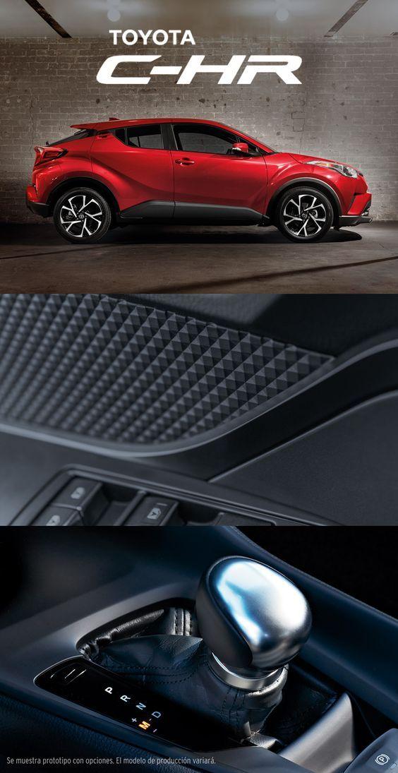 Muestra tu estilo con el Nuevo Toyota C-HR.