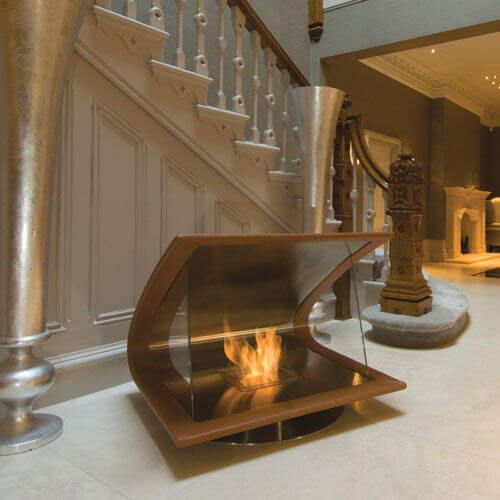 Indoor Fireplace Designs best 25+ portable fireplace ideas on pinterest | ethanol fireplace
