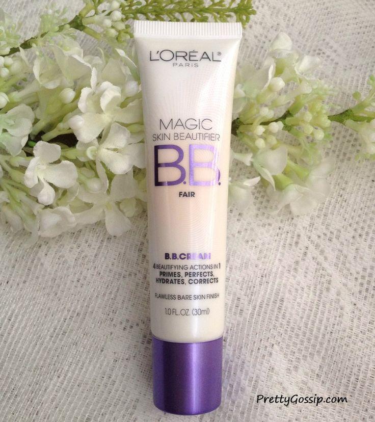 Loreal Magic Skin Beautifier BB Cream Review on www.PrettyGossip.com