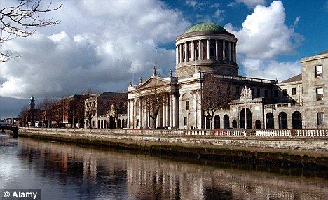 The Four Courts Dublin