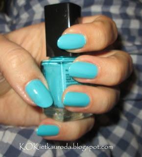 KOKietka Uroda: LATO NA PAZNOKCIACH #3 plus małe zakupy kosmetyczne ^^