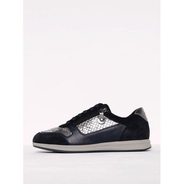 Pantofi sport bleumarin pentru femei – Geox Avery A