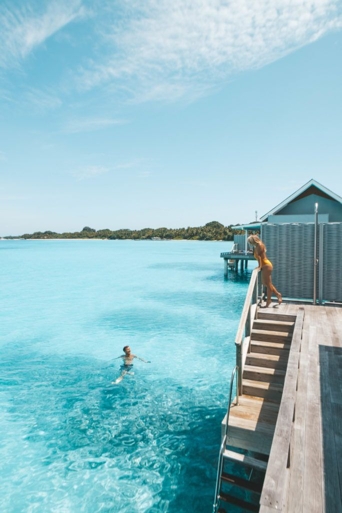 Kuramathi Review Enjoying The Best Dive Spots In The World Maldives Travel Guide Maldives Dream Vacations