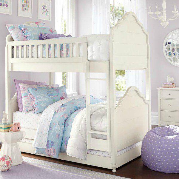87 best Girl bedrooms images on Pinterest | Child room ...