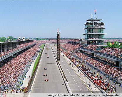 Indy 500...many times...many mems