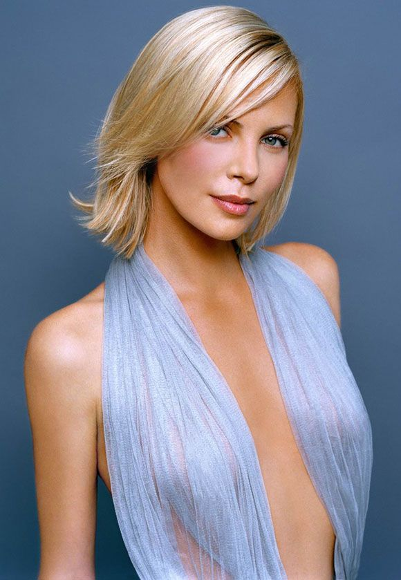 Charlize Theron - a possible Charlotte May - The Summer Solstice Series.