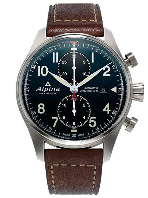 Alpina Montre Homme AL-725N4S6