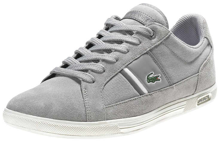 Lacoste Renard. Scarpa uomo da tennis, tomaia in suede e suola in gomma. Exclusive edition.    Prezzo: 99.00€    SHOP ONLINE: http://www.athletesworld.it/lacoste-europa-lacoste-8092482