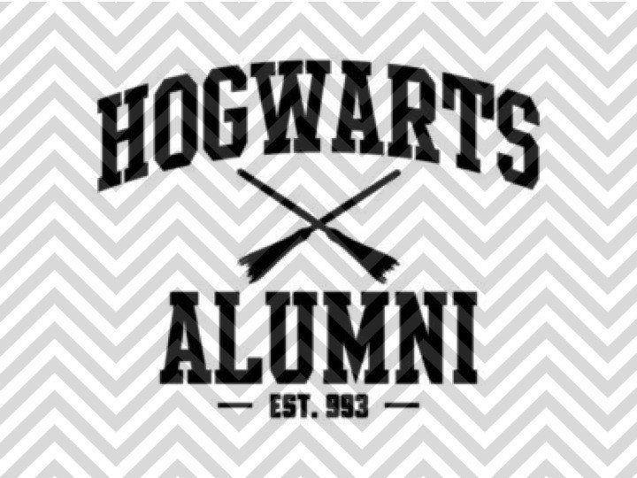best 25  hogwarts silhouette ideas on pinterest