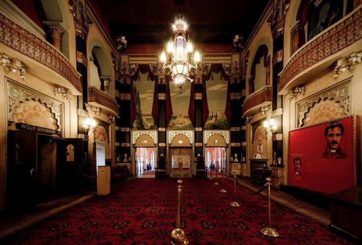 Oriental Theater | Wisconsin Travel Guide