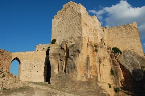 Castillo de Montesa (Valencia)