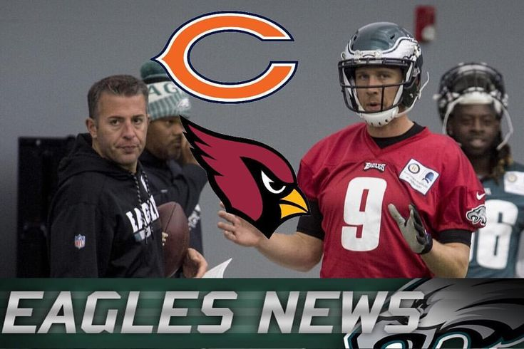 The Chicago Bears and Arizona Cardinals will be interviewing Eagles QB coach John DeFilippo for their vacant Head Coaching positions.  DeFilippo would be a pretty big loss for the Eagles as he has been a big part to Carson Wentzs development and huge step from year 1 to year 2. The Cardinals will also interview Jim Schwartz. ______________________________________________ #WinItForWentz #CarsonWentz #NickFoles #EaglesNation #FlyEaglesFly #GoEagles #PhiladelphiaEagles #Eagles #GoBirds #Philly…