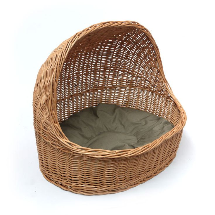 wicker dog beds | Wicker Cat Dog Bed House - Prestige Wicker