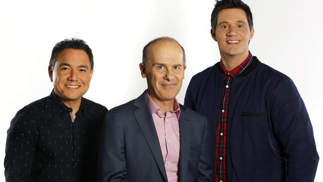 """The comedy panel show, """"Have You Been Paying Attention,"""" where Sam Pang (Agony Uncles) is a regular panelist, has had a consistent growth in ratings. Check it out: http://www.heraldsun.com.au/entertainment/television/have-you-been-paying-attention-was-a-ratings-basket-case-but-now-it-is-a-consistent-performer/story-fni0cc2a-1227528689924"""