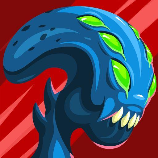 Custom Agar.io Skin Alien X