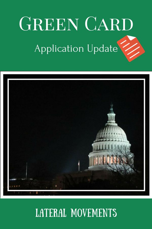 US immigration visa update