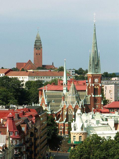 Pinterest Gothenburg