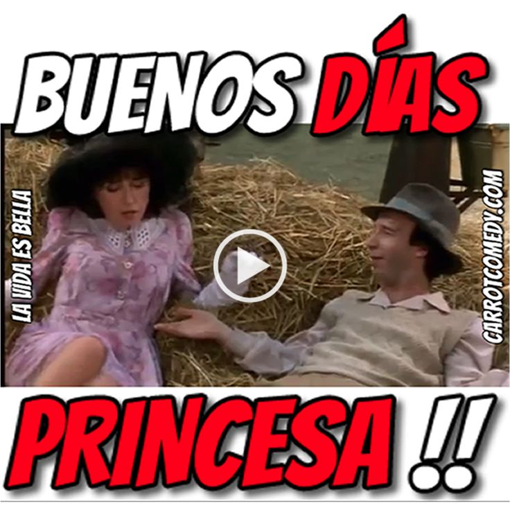 """El VideoMeme """" Buenos días princesa """" recoge los divertidos momentos en que Guido saluda a la mujer que ama."""