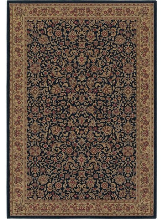 This Woven Expressions Gold Ebony Collection Earth Tone Rug Florentine 12500 Is Manufactured