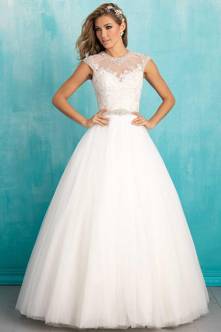 30 best Demetrios 2018 images on Pinterest | Short wedding gowns ...