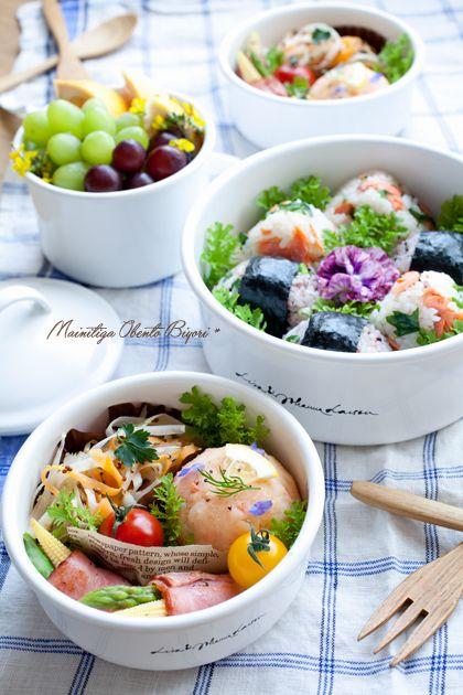 ピクニックのお弁当。 |あ~るママオフィシャルブログ「毎日がお弁当日和♪」Powered by Ameba