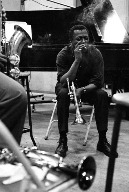 "hiphop-in-the-brain: ""Miles Davis (1958) """