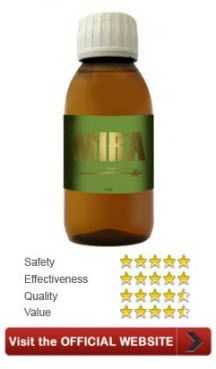 MIRA hair oil, supposed to be best for growing healthy hair