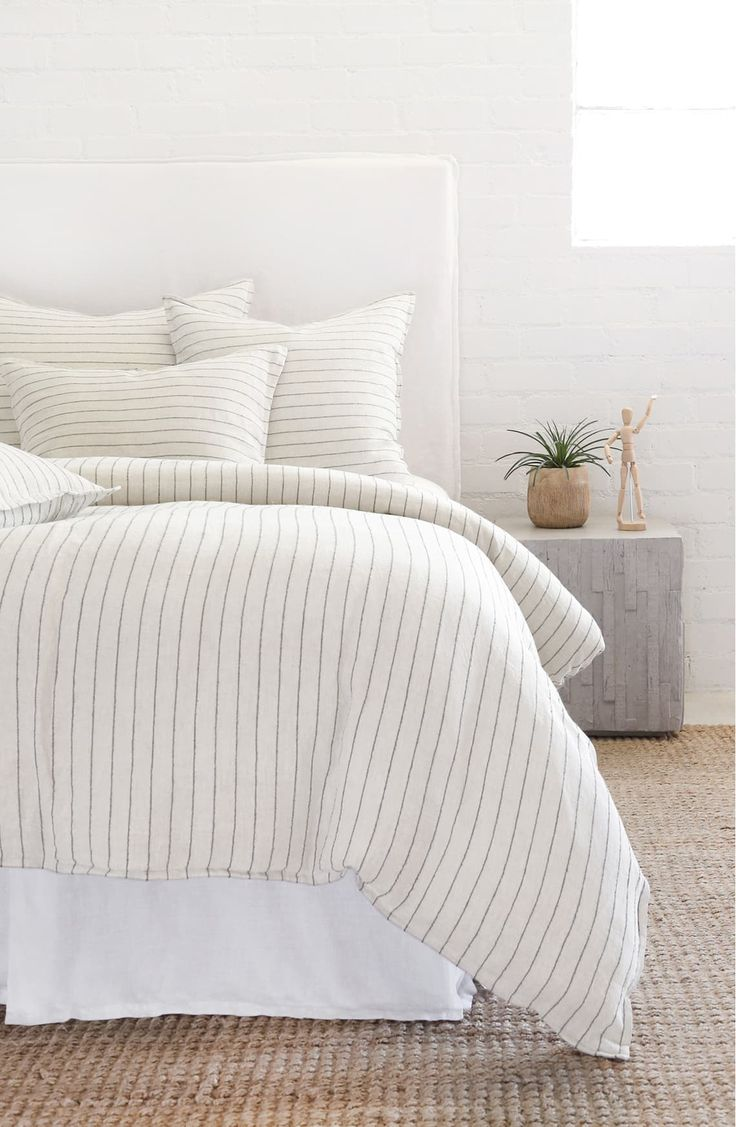 Pom Pom at Home Blake Duvet Cover Nordstrom Pom pom at