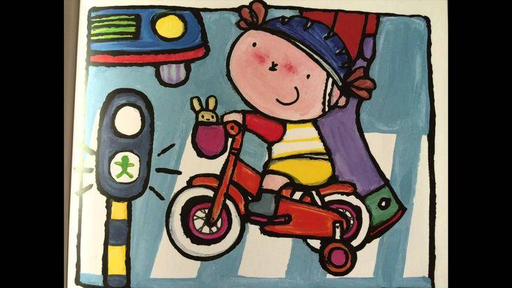 Ingesproken verhaal; Kaatje op de fiets