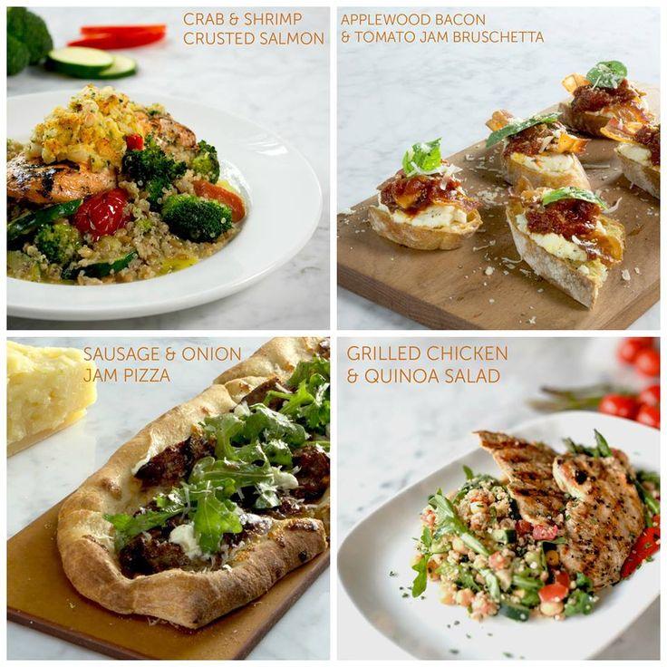 Brio Tuscan Grille has new menu items!