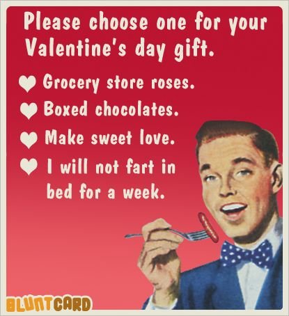 valentine's day rude sayings