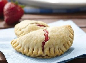 Grilled Stawberry Hand Pies....guava n cheese does just as good.