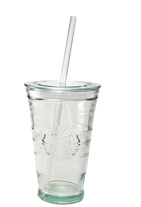 These straws fit perfectly into Starbucks type (and other brand name) reuseable drinking cups. They are 8mm in diameter, but with a 2mm side wall so they are strong yet thin. 9 fit best into the Vende size starbucks cups, but you can order them in other lengths.  All straws come