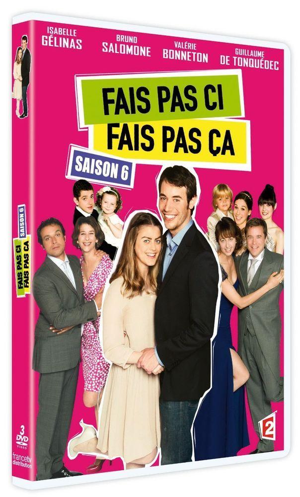 FAIS PAS CI FAIS PAS CA - SAISON 6 | DVD - NEUF