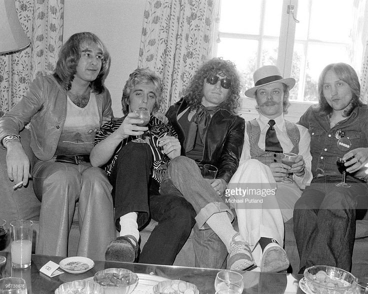 Mott the Hoople with Mick Ronson