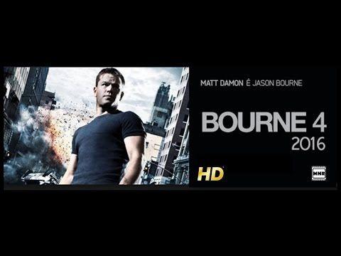 Jason Bourne Trailer 2016 New Releases   Matt Damon